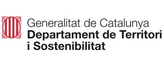 Logotip Departament de Territori i Sostenibilitat