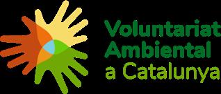 Logotip Xarxa de Voluntariat Ambiental de Catalunya